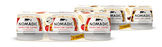 Nomadic Dairy launches first multipack format for two variants