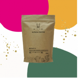 Alpaca Coffee ties with One Tree Planted to plant a tree in Amazon rainforest for every 10 bags of coffee sold