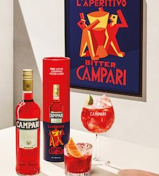 Campari UK announces launch of Campari Art Pack