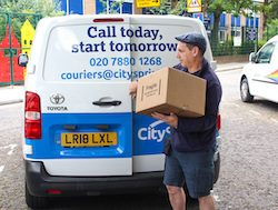 CitySprint sees huge YOY uplift in DIY deliveries over August Bank Holiday