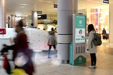 Westfield destinations become first shopping centres in UK to offer shoppers on-the-go phone charging following partnership with Up.co