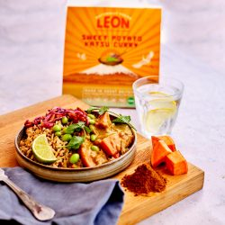 LEON launches ready meals and vegan sides at Sainsbury's