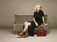 Dune London reunites with Gillian Anderson for AW20