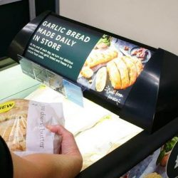 M&S turns unsold loaves and baguettes into frozen garlic bread to reduce food waste