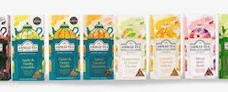 Ahmad Tea launches 100% biodegradable luxury pyramid tea range