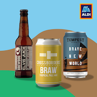 Aldi brings back Scottish Beer Festival to support local breweries