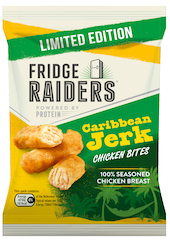 Fridge Raiders expands Chicken Bites portfolio with two new tasty flavours