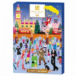 Love Cocoa launches its first-ever Advent calendar
