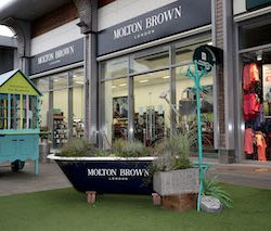 Molton Brown excels with opening day performance at The Boulevard