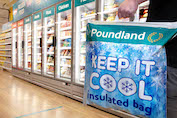 Poundland accelerates chilled and frozen food rollout
