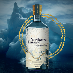 Craft gin, Northwest Expedition Passage, launches in the UK