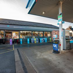 Co-op serves-up four new-look petrol stations, following a £3m programme of works