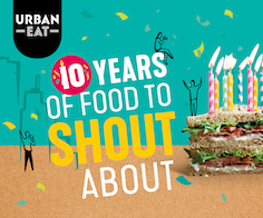 Urban Eat celebrates 10th birthday with announcement of new owner