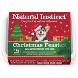 Natural Instinct launches Christmas Feast, a festive raw meal for the nation's cats and dogs