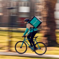 Deliveroo commits to hundreds of thousands of free meals for NHS workers