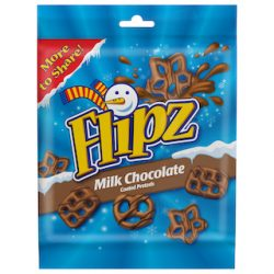pladis broadens appeal for Flipz brand with new seasonal sharing packs