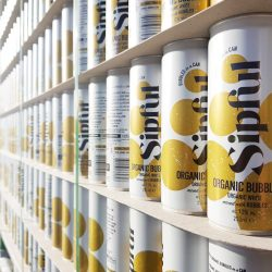 Sipful Drinks becomes first UK brand with Every Can Counts logo on its range