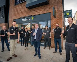 Majestic opens 200th store to meet Christmas rush in Henley
