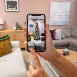 John Lewis and Waitrose prepare for a festive season like no other with over 100 virtual experiences and AR Christmas trees