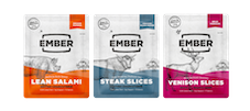 Ember Snacks launches three new charcuterie meat snacks into Sainsbury's in January