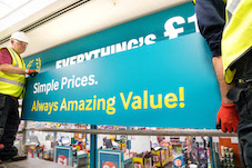 Poundland to open 10 new stores in time for Christmas