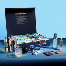Bombay Sapphire launches '12 Days of Creativity'