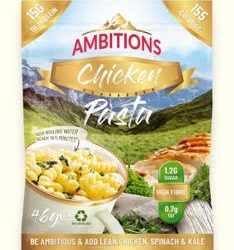 Former international rugby player, turned entreprenneur, launches three new healthy food and drink ranges
