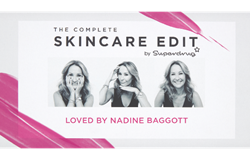 Superdrug announces first beauty box launch, curated by guru Nadine Baggott