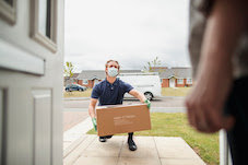 ParcelHero: home delivery returns to home front for Christmas, as online sales are set to soar by 54%