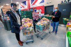 Aldi donates more than 500,000 meals to charities across UK over Christmas