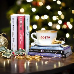 Costa Coffee launches Gift-A-Book Christmas campaign