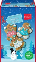 Lidl to sell Christmas Biscuit Decoration Kits in Aid of NSPCC