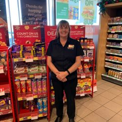 Spar store manager awarded British Empire Medal (BEM) in New Year Honours