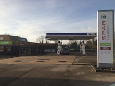Lowdham village gets a brand new Spar store and forecourt