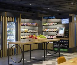 Selecta Netherlands and Albert Heijn partner to launch fully unmanned to go concept