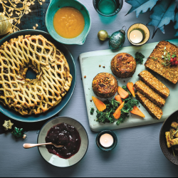 Lidl adds vegan dishes to Deluxe festive food range