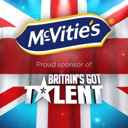 Britain's Got Talent welcomes McVitie's as new series sponsor for 2021