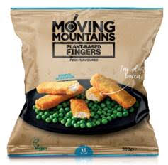 Moving Mountains launches plant-based fish SKU: Fish Fingers