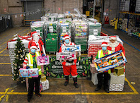 Christmas Toy Appeal sees over 12,000 presents donated to help families make Christmas special