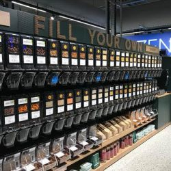 M&S expands plastic-free grocery refill concept to third store