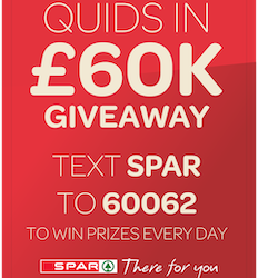 Spar helps families across the north with January food bills in £60K giveaway