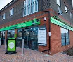 Co-operative colleagues prepare to open their new store in Andover