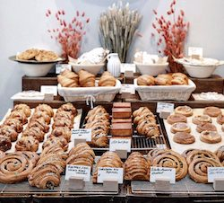 Artisan bakery, Arôme, to remain open for takeaway from its site within The Yards, Covent Garden