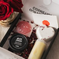 Lush has launched a brand new fresh subscription service