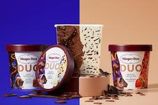 Häagen-Dazs launches innovative DUO range