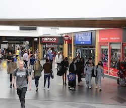 Retail refurbishment at Liverpool Central Station attracts new tenants