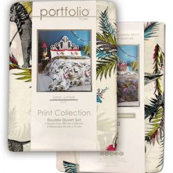 Portfolio Home trials plastic free, eco-friendly packaging on new bed linen designs