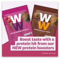 WW launches array of new products to tie in with healthy resolutions