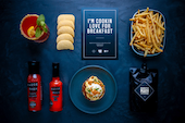 Dirty Bones ties with Sauce Shop to launch Get Dirty Valentine's Brunch Kit
