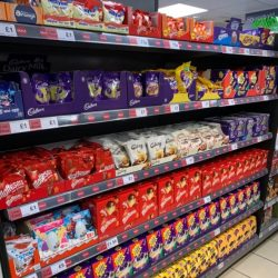 Easter comes early at Central England Co-op to meet demand